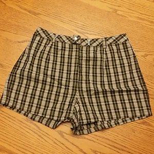 J Crew like new plaid shorts